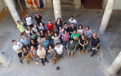 26 jóvenes se incorporan a la plantilla municipal en Villena