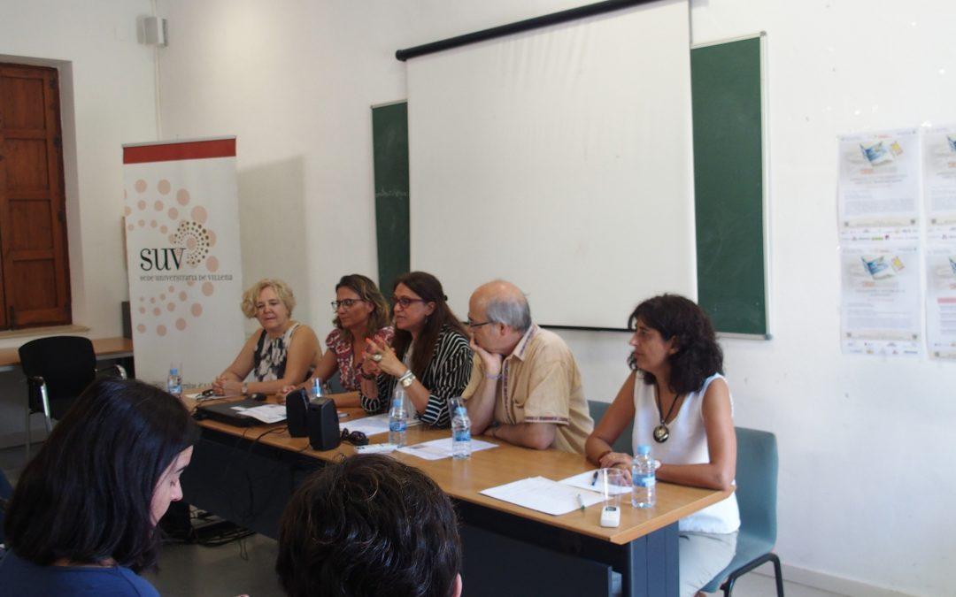 Acto de apertura del curso de Coeducación y gestión de la diversidad