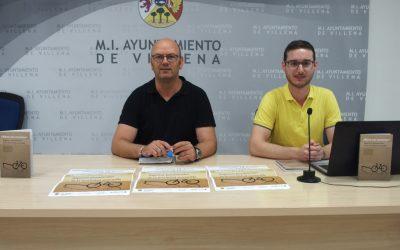 """El villenense Pablo Redondo presenta su libro """"Cómo nos movemos"""" en el Espacio Joven"""