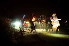 La Fundación Deportiva Municipal organiza el segundo Paseo Nocturno en Bici