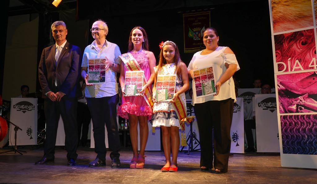La Junta Central de Fiestas presenta la edición de 2018 de la revista Día 4 que fuera