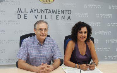 Villena recibe una subvención de un millón de euros destinados a las áreas industriales