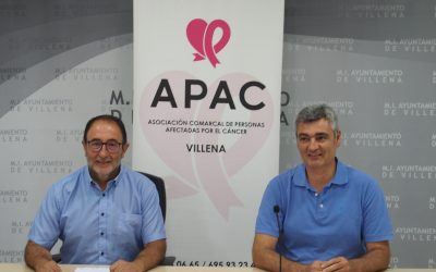 La cena solidaria en el Patio del Festero destinará los beneficios a APAC