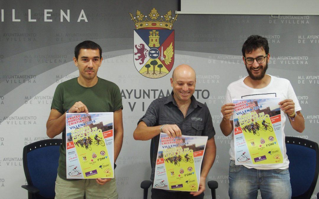 Villena Bike Team celebra el tercer Trofeo de Moros y Cristianos