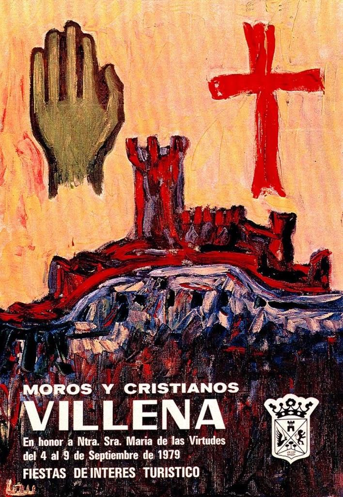 cartel moros y cristianos 1979