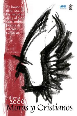 cartel moros y cristianos 2006