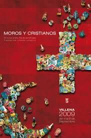 cartel moros y cristianos 2009