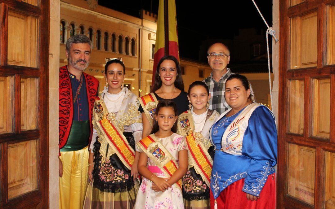 Presentadas las nuevas Regidoras de Fiestas 2019