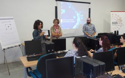 Inicio del programa Community Manager de Juventud Activa
