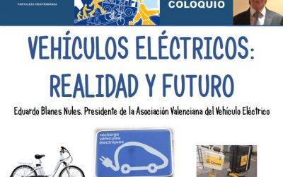 Charla sobre vehículos eléctricos: realidad y futuro