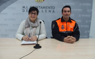 Protección Civil Villena renueva su cúpula directiva
