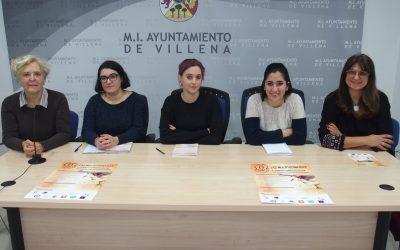El sábado tienen lugar las segundas jornadas feministas de Las Multitudinarias en Villena