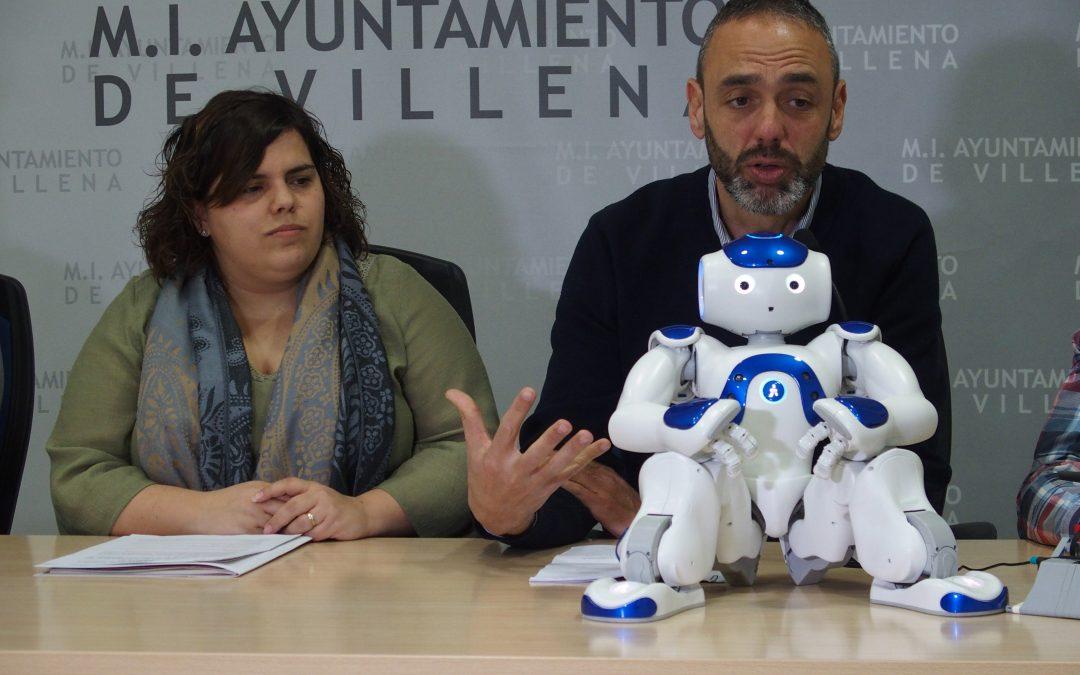 La Universidad Politécnica de Valencia celebra su Semana de la Ciencia en Villena