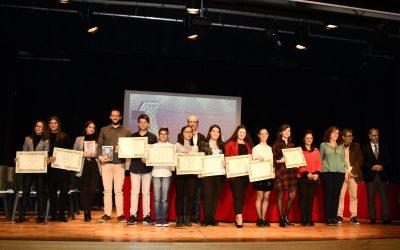 El público se vuelca en la 25 edición de la entrega de premios de la Fundación José María Soler