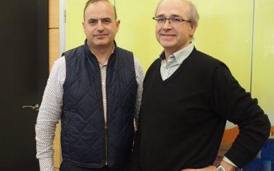 Jorge García Ferre Pregonero de Navidad 2018