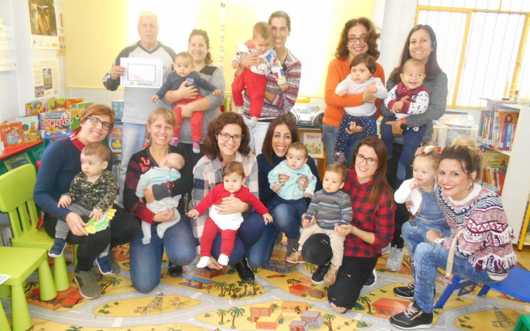 24 nuevos jóvenes participantes en la Bebeteca