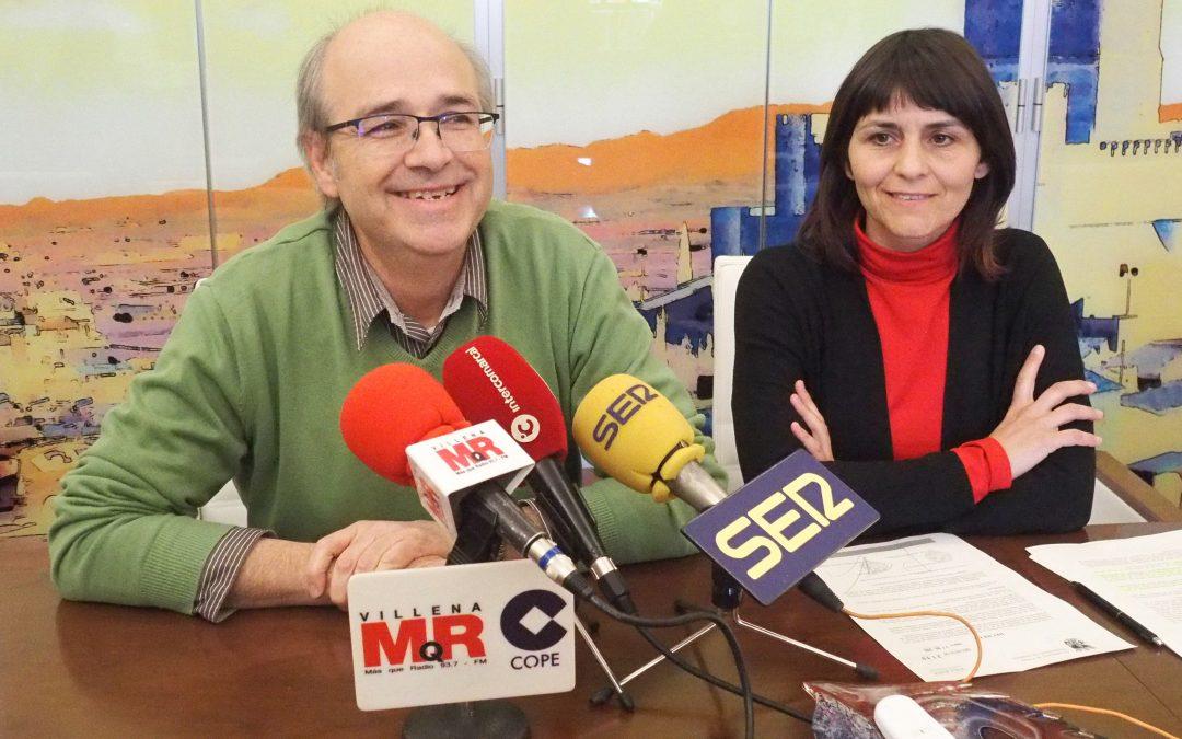 Loli Fenor propuesta como Hija Adoptiva de Villena