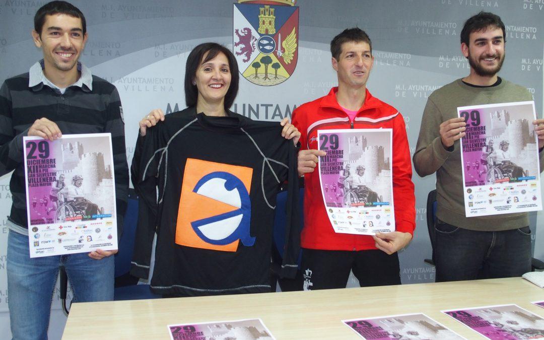 San Silvestre solidaria para despedir al año en Villena