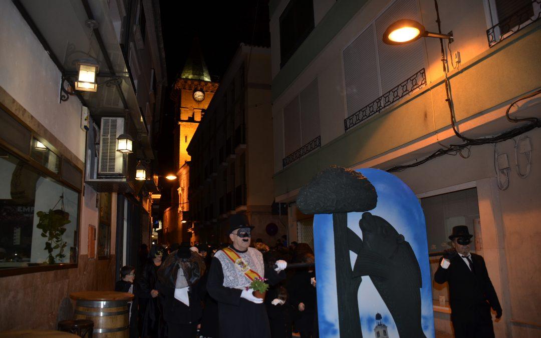 Entierro de la Sardina en la Plaza Mayor