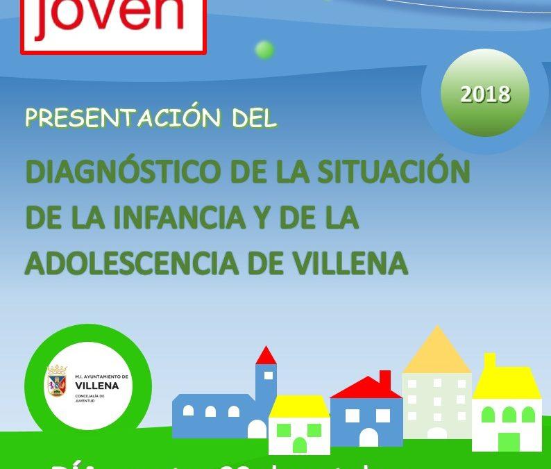 DIAGNÓSTICO DE LA INFANCIA Y LA ADOLESCENCIA 2018