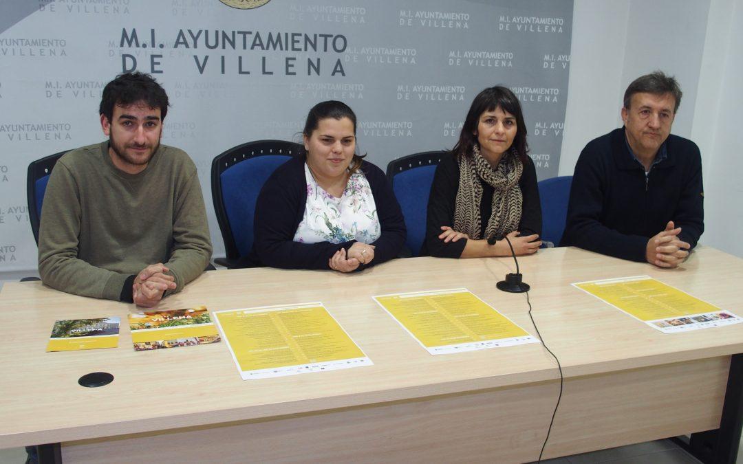 Agenda de actividades en Villena para todos los públicos