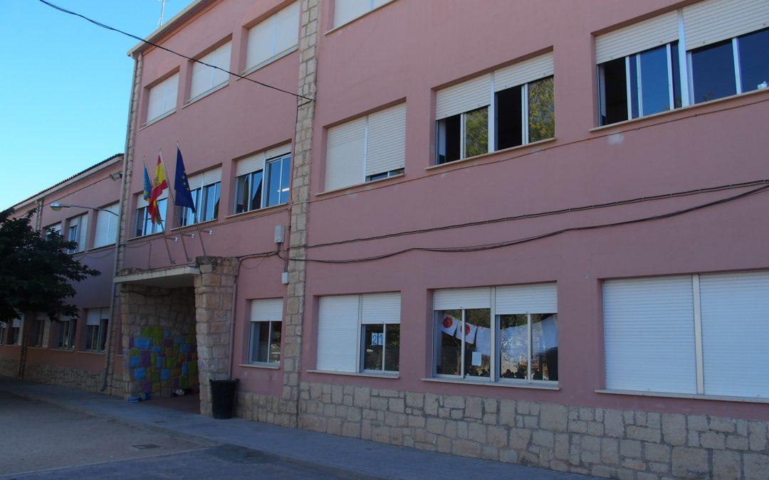 Educación garantiza la seguridad del centro escolar Príncipe don Juan Manuel y ampliará el estudio para acometer una actuación integral y definitiva