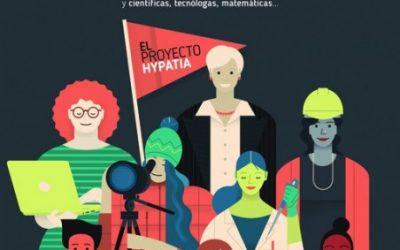 Las chicas somos guerreras… y también ingenieras, científicas, tecnólogas, matemáticas…