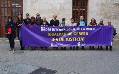 Villena se moviliza por el Día Internacional de la Mujer