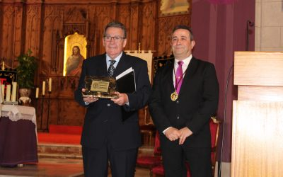 El pregón de Ramón Martínez Payá abre la Semana Santa en Villena