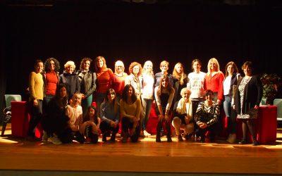 Las Campeonas Sin Límites de Villena se unen en la Casa de Cultura
