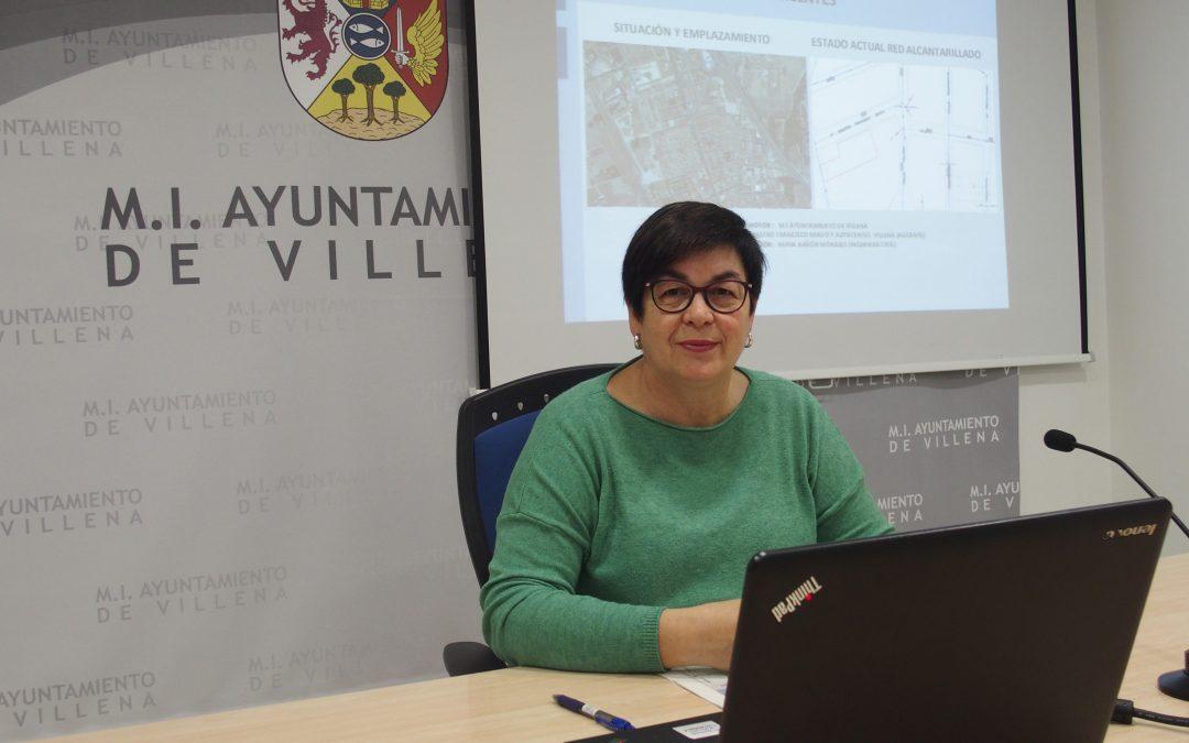 Reurbanización integral en la calle Maestro Francisco Bravo y adyacentes