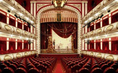 20 Aniversario de la reinaguración del Teatro Chapí en Villena