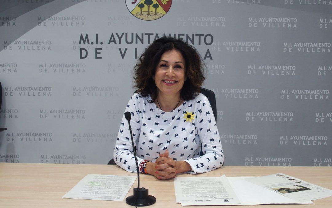 La artesanía festera de Villena se expondrá en Valencia
