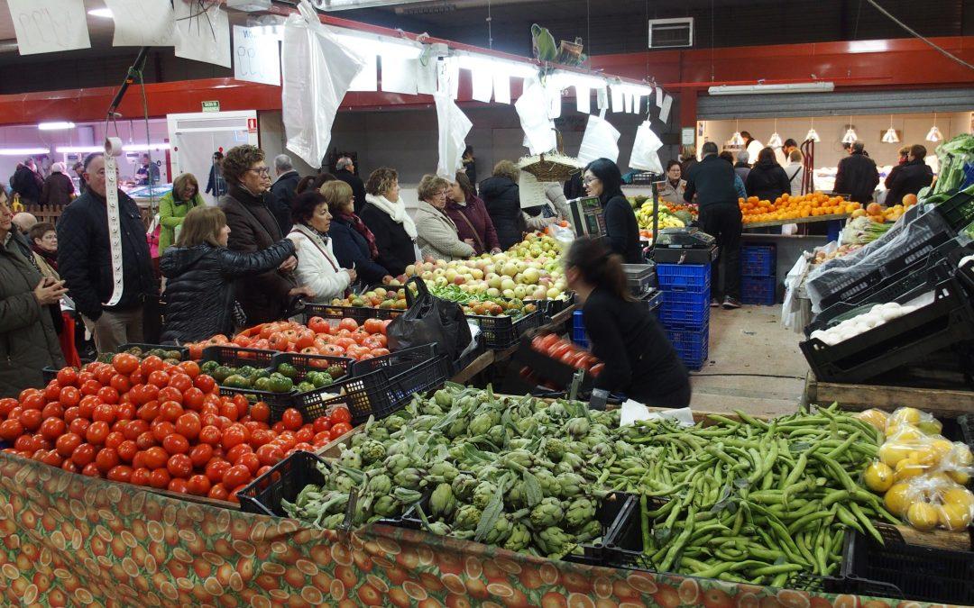 La rehabilitación de las cubiertas del Mercado comienzan la próxima semana