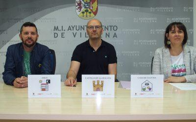 Villena contará con 70 placas de accesibilidad cognitiva en toda la ciudad