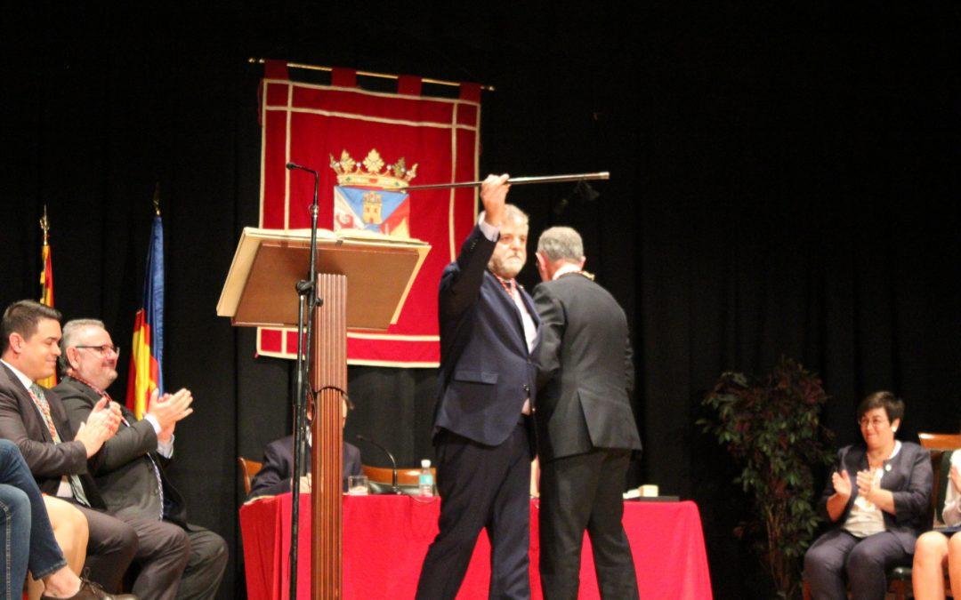 Fulgencio Cerdán nuevo Alcalde de Villena