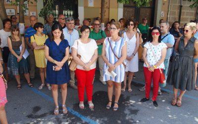 Villena se moviliza contra la violencia de género