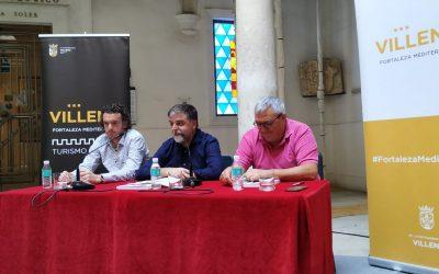 La Revista Villena homenajea los 30 años de la Casa de Cultura