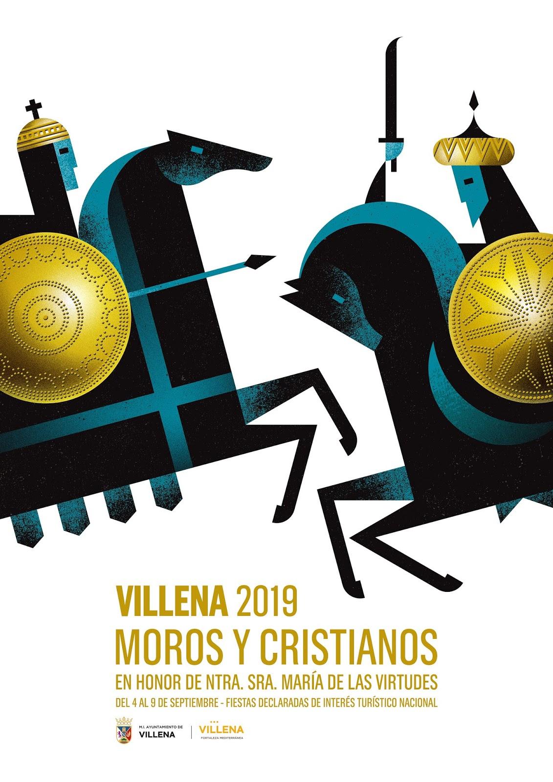 2019 CARTEL DE FIESTAS