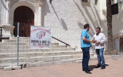 Patrimonio autoriza el proyecto modificado de rehabilitación del Santuario