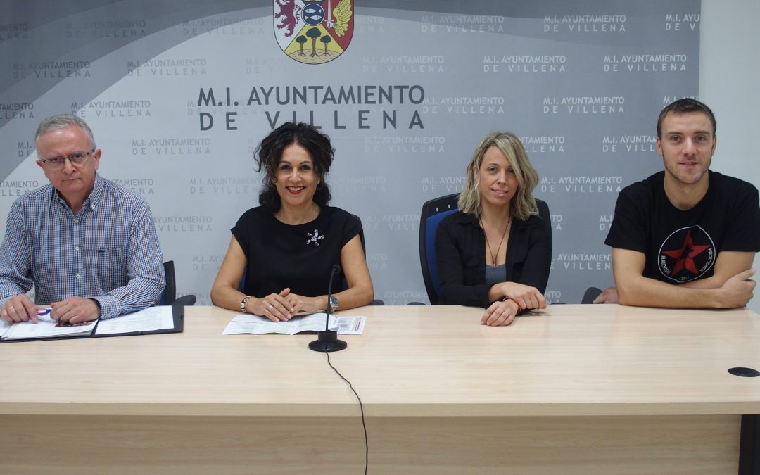 Alademoska, Adelum y Punkalorro actuarán en Muestra Villena 2019