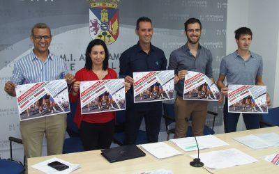 II Carrera popular por la Integración en Villena