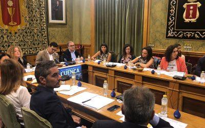 Villena presente en la reunión de la Red de Ciudades AVE en Cuenca