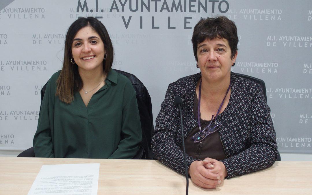 El Ayuntamiento de Villena pone en marcha una campaña de igualdad en los servilleteros