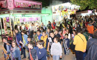 El próximo sábado se inaugura la feria de atracciones