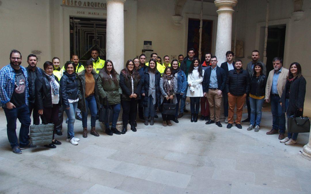 El Ayuntamiento de Villena contrata a 23 jóvenes desempleados