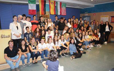 Villena recibe a las delegaciones europeas del proyecto Erasmus+