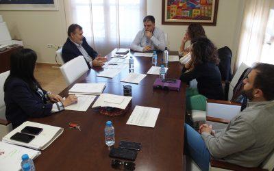Visita del director general de Formación Profesional a Villena
