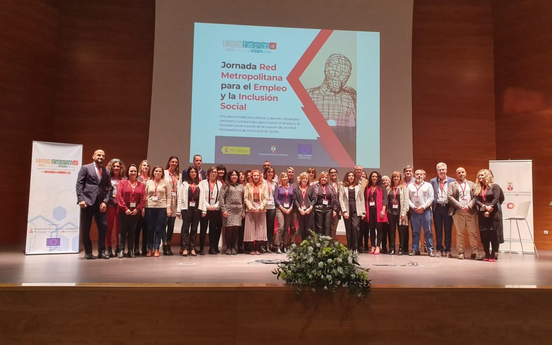 El Encuentro Nacional de la Red Innpulso pone el foco en el empleo y la inclusión social