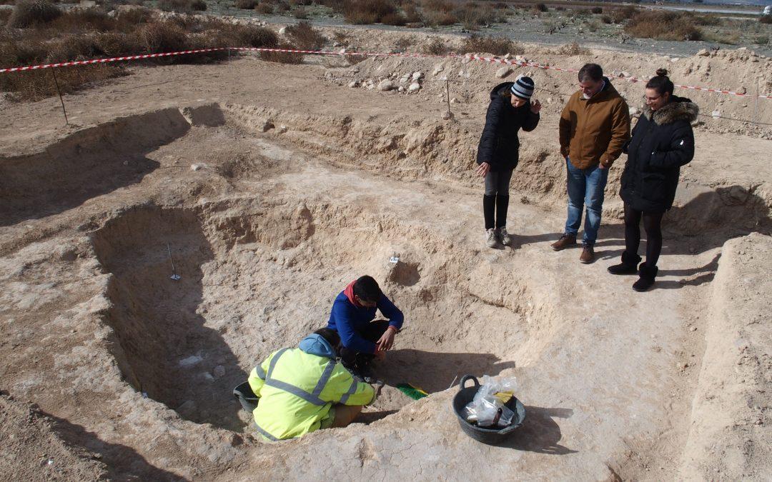 Sorprendentes descubrimientos en el yacimiento de las Casas de Campo